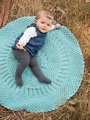 ANNIE'S SIGNATURE DESIGNS: Honey Bunch Blanket Crochet Pattern