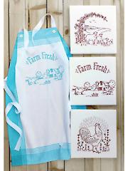 Farm Fresh Set Two Pattern