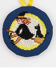 Flying Lesson Cross Stitch Pattern