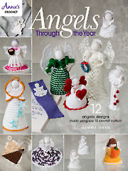 Angels Through the Year Crochet Pattern Book
