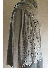 Pachelbel Shawl Knit Pattern