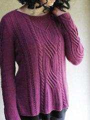 Piper Sweater Knit Pattern