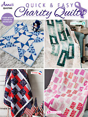 Quick & Easy Charity Quilts Pattern Book