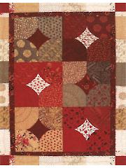 10-Minute Blocks Quilt Pattern