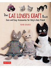 The Cat Lover's Craft Pattern Book