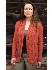 Vala Cardigan Knit Pattern