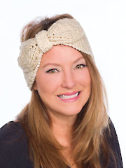 ANNIE'S SIGNATURE DESIGNS: Lonely Leaves Headband Crochet Pattern