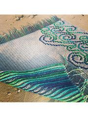 Alda Blanket Crochet Pattern