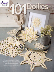 101 Doilies Crochet Pattern Book