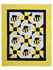 Bella Bee Quilt Pattern