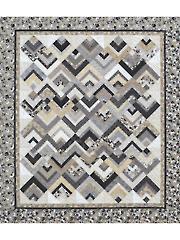 Black Tie Affair Quilt Pattern