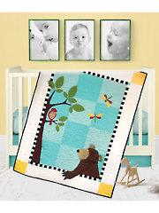 Buddy Bear Quilt Pattern