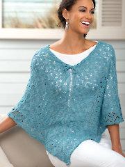 Atkinson Poncho Knit Pattern
