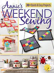 Annie's Weekend Sewing