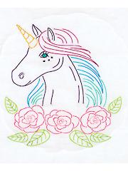 Unicorn White 18