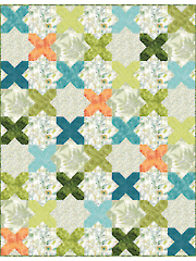 Ardency Quilt Pattern