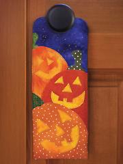 A-Door-Naments Pattern - October