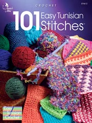 101 Easy Tunisian Stitches - Electronic Download