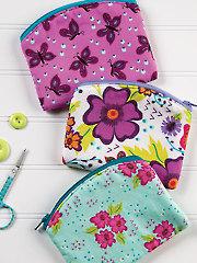 Change Purse Sewing Pattern - Electronic Download (AS00426) photo