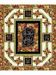 Autumn Gardens Quilt Pattern