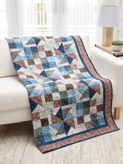 EXCLUSIVELY ANNIE'S QUILT DESIGNS: Patches & Pinwheels
