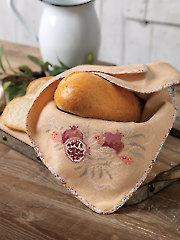 Pomegranate Tree Basket Liner