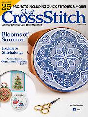 Just CrossStitch August 2019