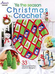'Tis The Season Christmas Crochet Pattern Book