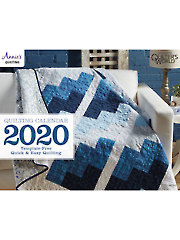 2020 Quilting Calendar: Quick & Easy Quilts