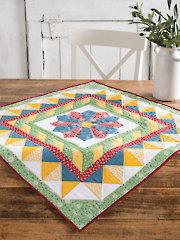 EXCLUSIVELY ANNIE'S QUILT DESIGNS: Farmhouse Vintage Quilt Pattern