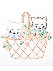 Kittens in a Basket 18