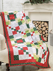 Argyle Christmas Quilt Pattern