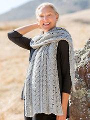 ANNIE'S SIGNATURE DESIGNS: Ashton Gansey Stole Crochet Pattern