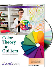 Color Theory for Quilters Class DVD