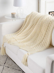 Learn to Do Celtic Cables Crochet Pattern