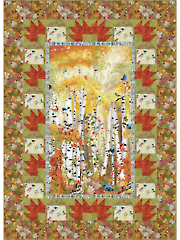 Birds and Birch Quilt Pattern