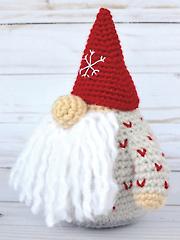 Herbert The Gnome Crochet Pattern