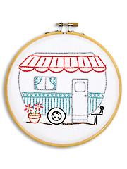 """Camper 6"""" Hoop Kit"""