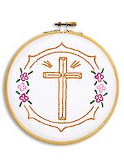 """Cross 6"""" Hoop Kit"""