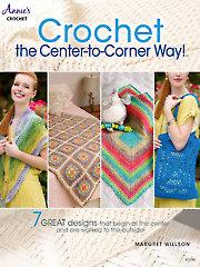 Crochet the Center-to-Corner Way!