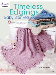 Timeless Edgings Baby Blankets