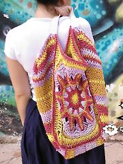 Bazinga Bag Crochet Pattern