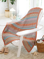 Low Country Crochet Sampler Afghan Pattern or Yarn Kit