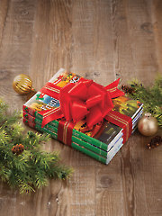 Mistletoe Mysteries 3-Book Bundle