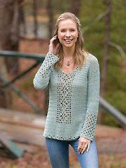 Babylon Sweater Crochet Pattern