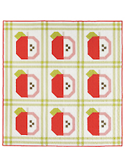 Apple Orchard Quilt Pattern