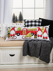 Gnome for the Holidays Pillow Pattern