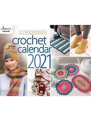 In a Weekend Crochet Calendar 2021
