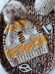 Let it Bee Crochet Pattern