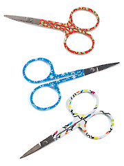 Holiday Embroidery Scissors 1/Pkg.